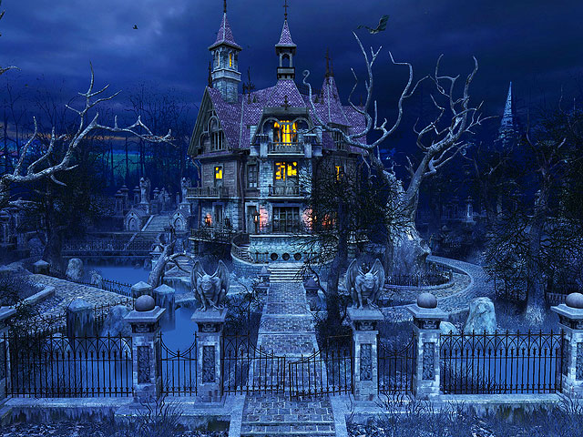闹鬼屋 Haunted House 3D Screensaver